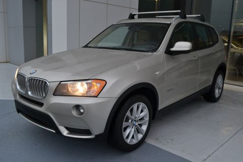 Pre-Owned 2014 BMW X3 xDrive28i