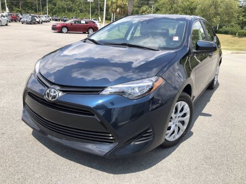 Certified Pre-Owned 2019 Toyota Corolla LE