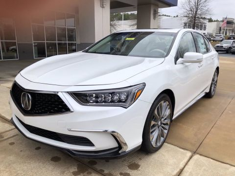 New 2020 Acura RLX w/Technology Pkg