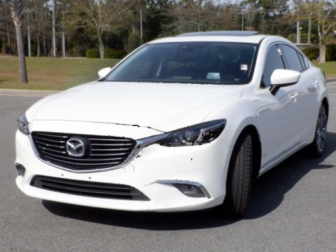 Pre-Owned 2016 Mazda 6 Grand Touring