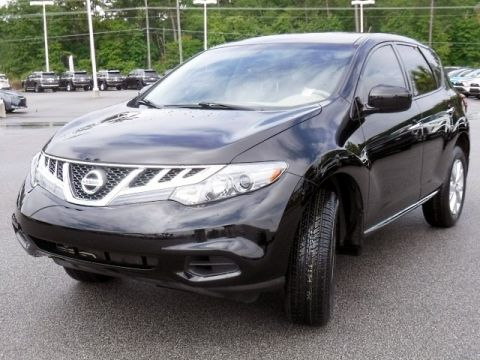 Pre-Owned 2014 Nissan Murano S AWD