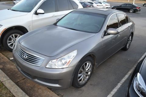 Pre-Owned 2007 INFINITI G35 Sedan Base