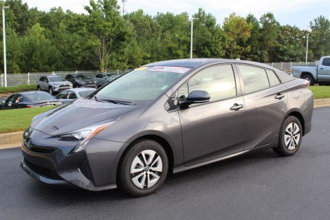 Certified Pre-Owned 2017 Toyota Prius Two Eco
