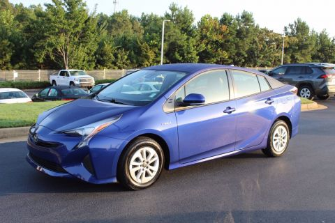 Certified Pre-Owned 2018 Toyota Prius One