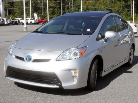 Certified Pre-Owned 2015 Toyota Prius Four