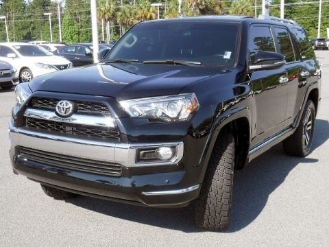 Certified Pre-Owned 2018 Toyota 4Runner Limited 4WD
