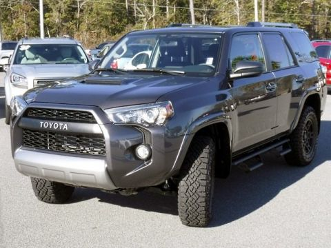 Certified Pre-Owned 2017 Toyota 4Runner TRD Off Road 4WD