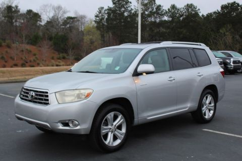 Pre-Owned 2009 Toyota Highlander Limited