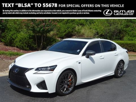 New 2019 Lexus GS F F