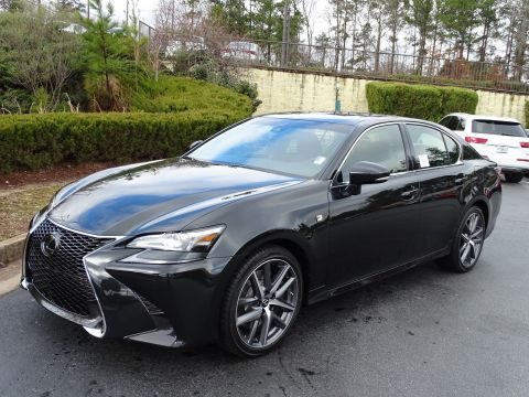 New 2019 Lexus GS GS 350 F SPORT
