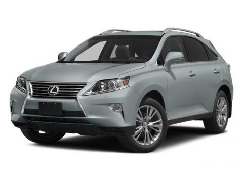 Pre-Owned 2014 Lexus RX 350 350