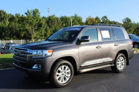 Pre-Owned 2019 Toyota Land Cruiser Base