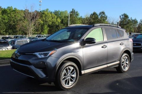Certified Pre-Owned 2018 Toyota RAV4 Hybrid LE Plus