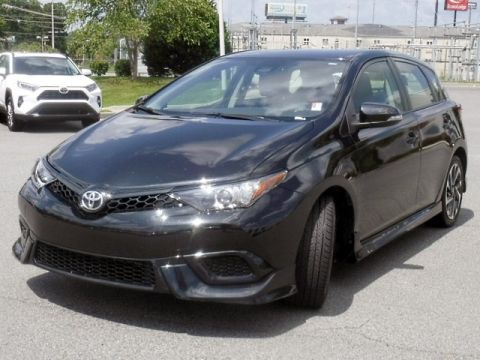 Certified Pre-Owned 2017 Toyota Corolla iM Hatchback