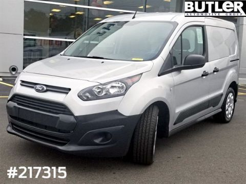 New 2017 Ford Transit Connect Van XL