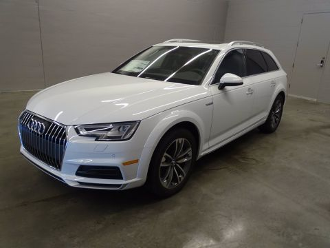 New 2019 Audi A4 allroad Premium Plus