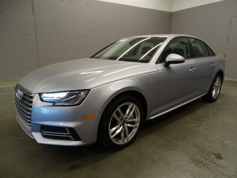 Certified Pre-Owned 2017 Audi A4 Season of Audi Premium