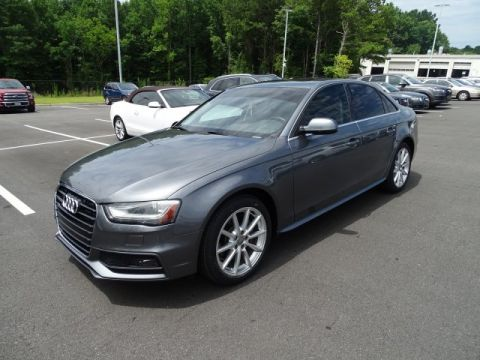 Certified Pre-Owned 2016 Audi A4 Premium Plus