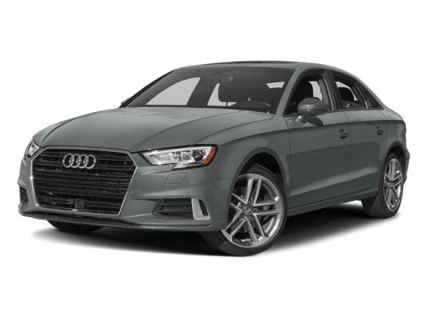 Certified Pre-Owned 2017 Audi A3 Sedan Premium Plus