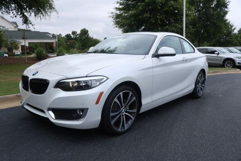 Certified Pre-Owned 2017 BMW 2 Series 230i