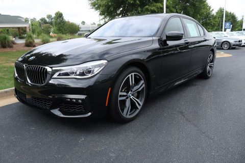 Certified Pre-Owned 2018 BMW 7 Series 750i