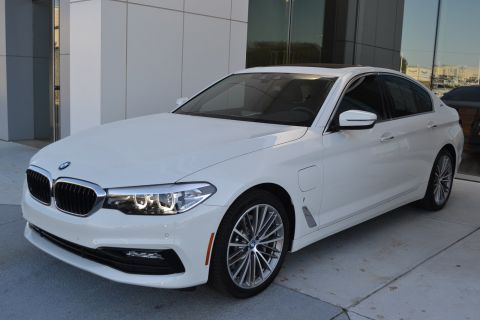 Certified Pre-Owned 2018 BMW 5 Series 530e iPerformance