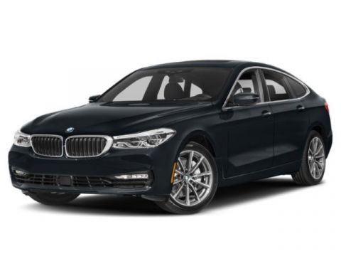 Certified Pre-Owned 2019 BMW 6 Series 640i xDrive