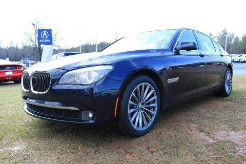 Pre-Owned 2011 BMW 7 Series 740Li