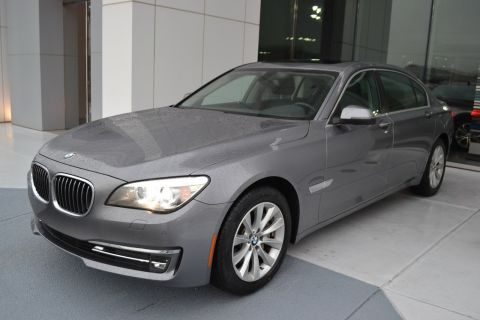 Pre-Owned 2013 BMW 7 Series 740Li