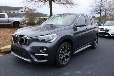 Certified Pre-Owned 2018 BMW X1 xDrive28i