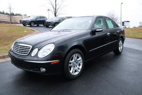 Pre-Owned 2004 Mercedes-Benz E-Class 3.2L