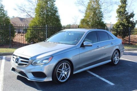 Pre-Owned 2014 Mercedes-Benz E-Class E 550 Sport