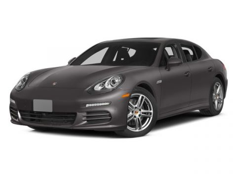 Pre-Owned 2014 Porsche Panamera 4S Executive